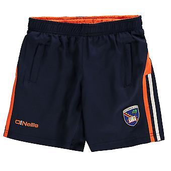 ONeills Kids Boys Armh Mer 51 Shorts Junior Woven Pants Trousers Bottoms Zip
