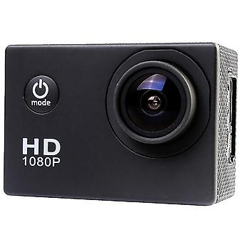 F23 outdoor action camera - 2.0 screen, hd wide angle, waterproof sports camera, dv video camcorder - black