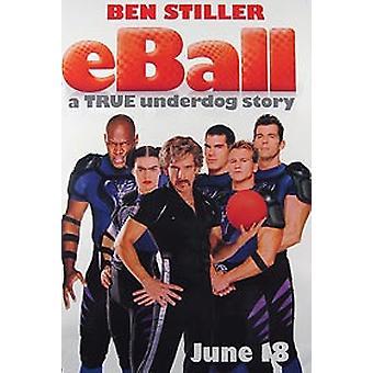 Dodgeball: Eine wahre Underdog-Geschichte (Single Sided Advance Style A) Original Kino Poster
