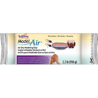 Model Air 2.2 Pounds Pkg Terra Cotta Ad22 22T