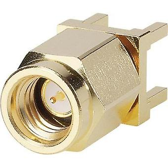 SSMA connector Socket, horizontal mount 50 Ω BKL Electronic 0417