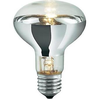 Eco halogen 112 mm Sygonix 230 V E27 60 W Warm white EEC: C Reflector bulb dimmable 1 pc(s)