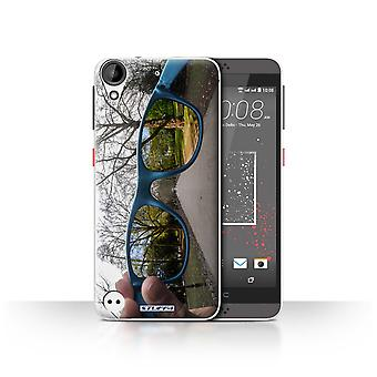 STUFF4 Case/Cover for HTC Desire 530/Spring Sprung/Imagine It