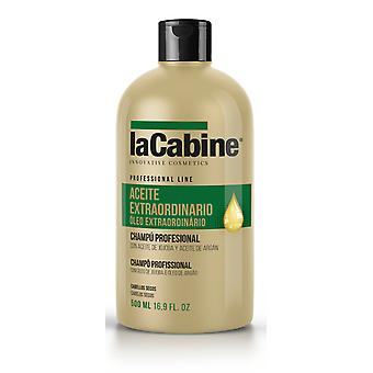 La Cabine Extraordinary Oil Shampoo 500 Ml (Woman , Hair Care , Shampoos)