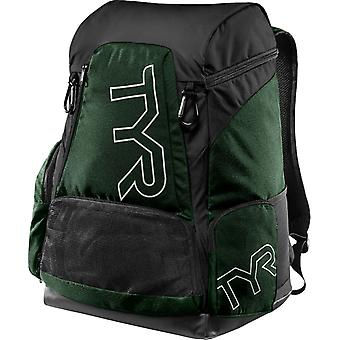 TYR Allianz Team® Rucksack - neue 2017-45 L - Evergreen