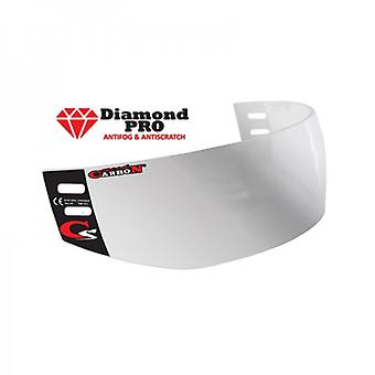 CarbonSpeed diamond PRO CS-1 (MHX Pro) visor anti-fog/antiscratch