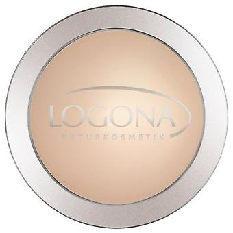 Logona Compact Makeup Powder (Vrouwen , Make-up , Gezicht , Make-up poeder)