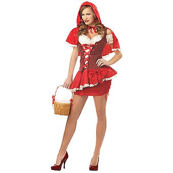 Red Riding Hood Storybook Fairytale Book Week Woman Costume