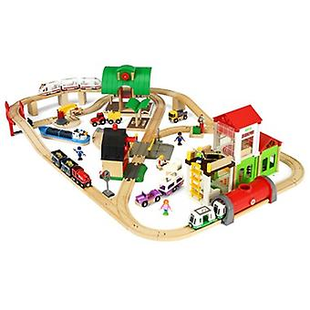 BRIO Deluxe World Playset 33870