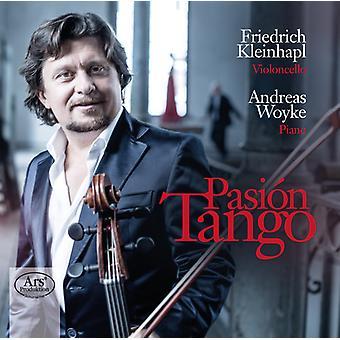 Gardel / Bragato / Piazzolla - Pasion Tango [SACD] USA import