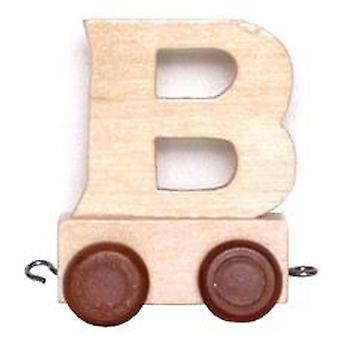 Legler Letter B Wagon Train