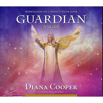 Meditation to Connect With Your Guardian Angel: Audio CD (Angel & Archangel Meditations) (Audio CD) by Cooper Diana Brel Andrew
