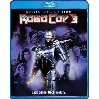 Robocop 3 (Collector's Edition) [Blu-ray] USA import