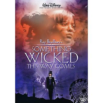 Something Wicked This Way Comes [DVD] USA import
