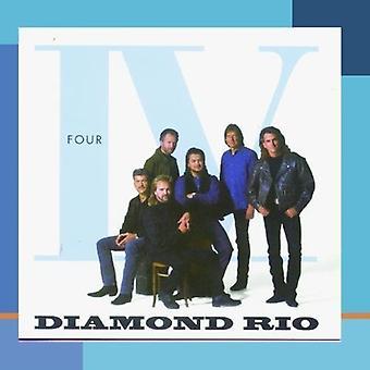 Diamond Rio - IV [CD] USA import