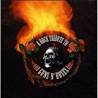 Rock Tribute to Guns N Roses - Rock Tribute to Guns N Roses [CD] USA import