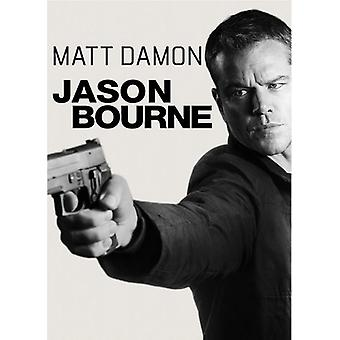 Jason Bourne [DVD] USA importeren