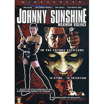 Johnny Sunshine [DVD] USA importerer