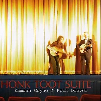 Coyne/Drever - Honk dytte Suite [CD] USA import