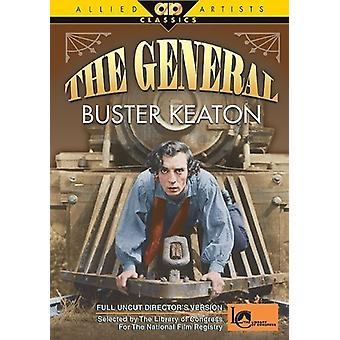 Generelle [DVD] USA importerer