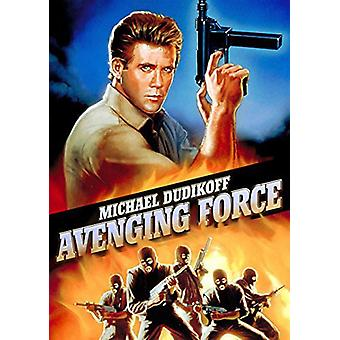 Avenging Force [DVD] USA import