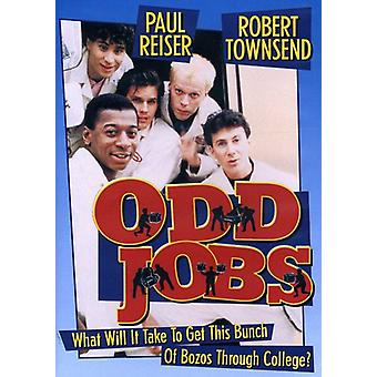 Odd Jobs [DVD] USA import