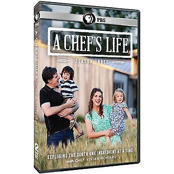Chef's Life: Season 3 [DVD] USA import