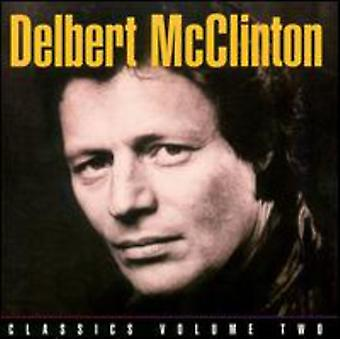 Delbert McClinton - Delbert McClinton: Vol. 2-Classics-Plain från [CD] USA import