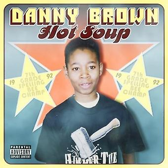 Danny Brown - varm suppe [CD] USA import