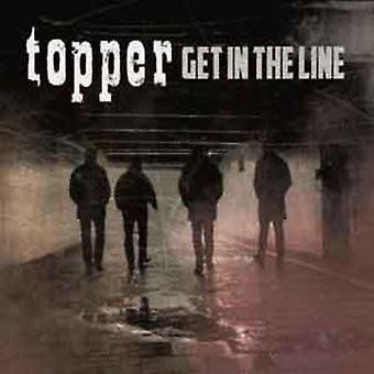 Topper - Get i linje [Vinyl] USA importen