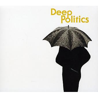 Grails - dyb politik [CD] USA importerer