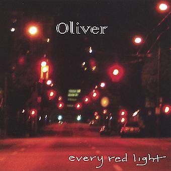 Oliver - elk rood licht [CD] USA importeren