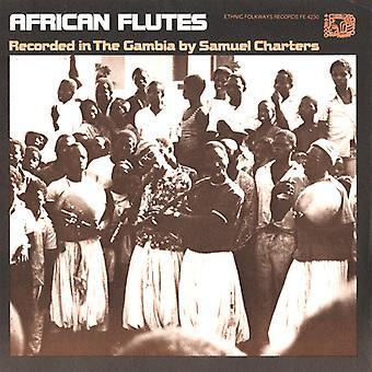 Importazione di flauti africano (Gambia) - flauti africano (Gambia) [CD] Stati Uniti d'America