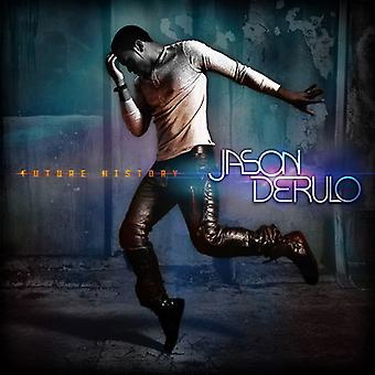 Jason Derulo - Future History [CD] USA import