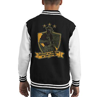 Historie forfatter Call Of Duty Kid's Varsity jakke