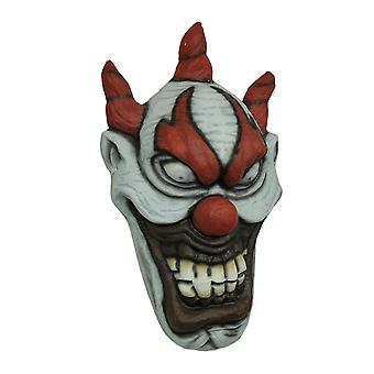 Giant Crazy Evil Clown Wall Mask 31 inch