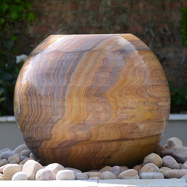 Foras Bliss 50 Stone Ball Water Feature