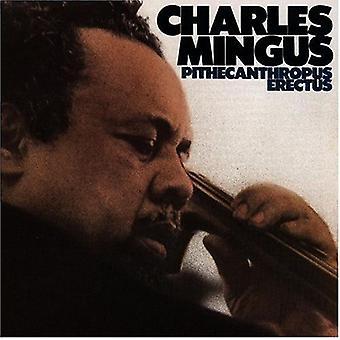 Charles Mingus - Pithecanthropus Erectus [CD] USA import