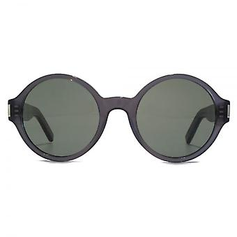 Saint Laurent SL 63 Sonnenbrille In grau
