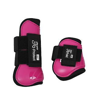 QHP Luxury Tendon in September protective Fuchsia Pony (Horses , Pony world , Various)