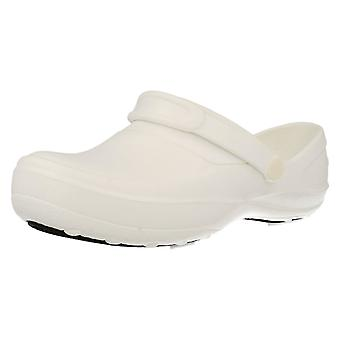 Ladies Crocs Slip On Mule Sandals Mercy Work Womens