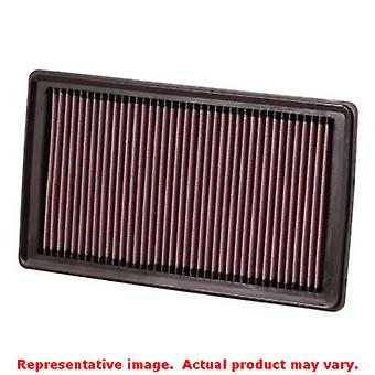 K&N Drop-In High-Flow Air Filter 33-2395 Fits:FORD 2007 - 2014 EDGE V6 3.5 2011