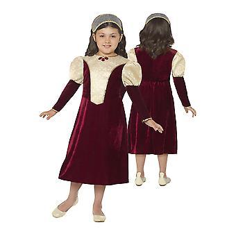 Children's costumes  Historical dress for girls