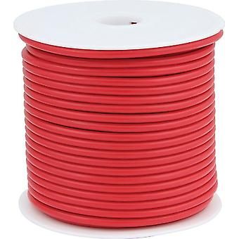 Allstar Performance ALL76575 10 AWG Primary Wire, Red, 75'