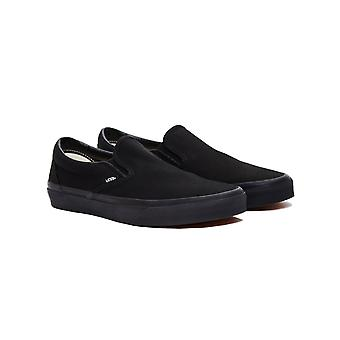 Vans Slip-On Plimsolls All Black