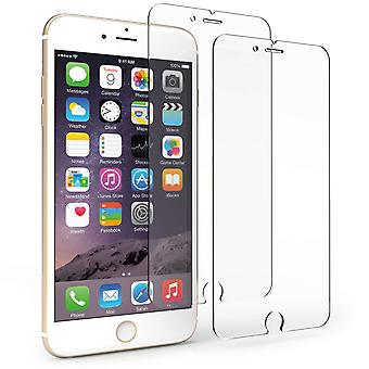 iPhone 6 s Plus ausgeglichenes Glas Screen Protector - Doppelpack
