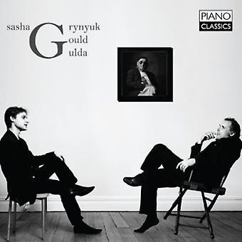 G. Gould - Grynyuk, Gould, Gulda [CD] USA import