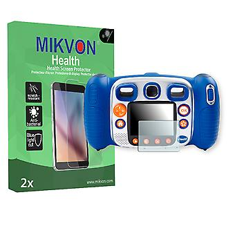 VTech Kidizoom Duo Screen Protector - Mikvon Health (Retail Package with accessories) (intentionally smaller than the display due to its curved surface)