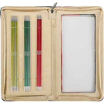 Bergere De France Knit Pro Pointed Needle Set-W/Case BF30070