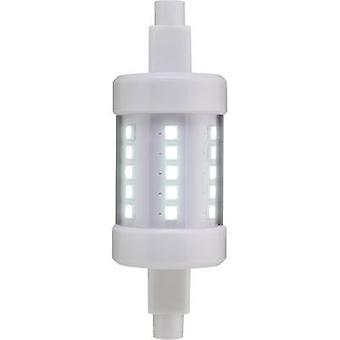 R7s LED Tubular 4.5 W = 40 W Cool blanco (Ø x L) 27 mm x 78 mm EEC: a + Sygonix 1 PC